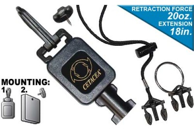 20oz Mini-Retractor 18in QCII Kit