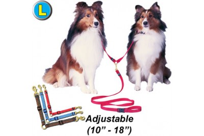L Double Dog Lead