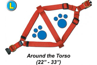 Large Step-In Pet / Dog Harness