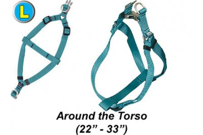 Large Harness w/Satin HW