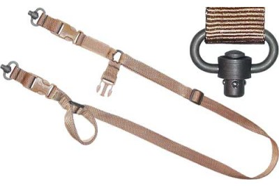 QD Convertable 2 Point Sling