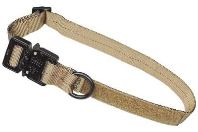 Cobra Tactical Dog Collar Lg 17-23 in.