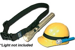 Elastic Helmet Light Strap