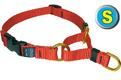 Small Soft Martingale Dog Collar