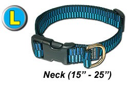 "Large Dog Collar 15"" - 25"""