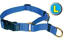 Large Soft Martingale Dog Collar