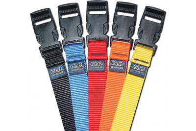 4 FT. Long, 1'' wide - Nylon Quick-Release Strap