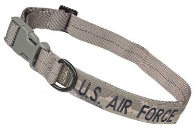 Large Tactical Dog Collar 17-23 in. U.S. AIR FORCE