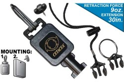 9oz Mini-Retractor 30in QCII Kit