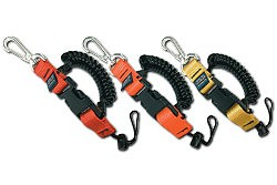 Coiled Equipment Lanyard